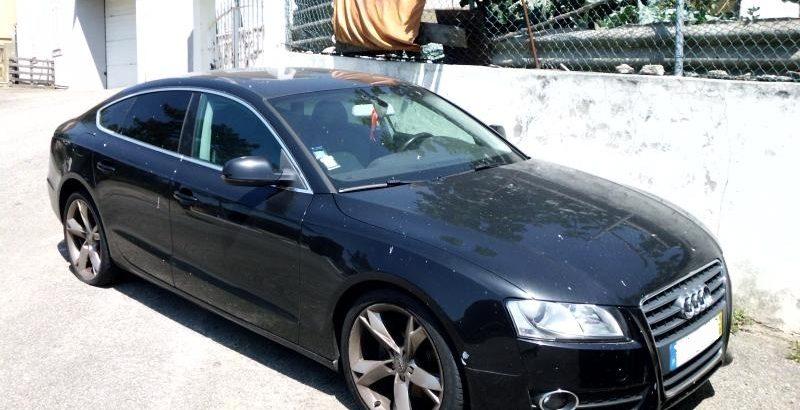 Audi A5 usado