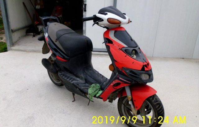 motorizada penhorado