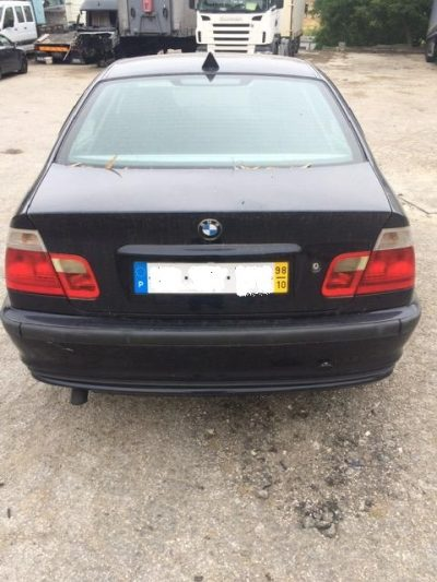 Carro usado BMW 320