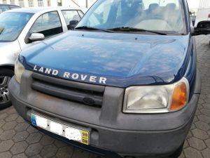 Land Rover Penhorado