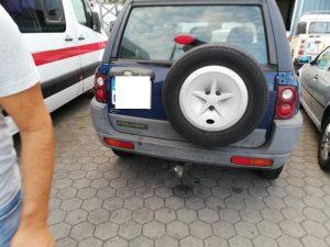 Land Rover Penhorado 455 euros 2