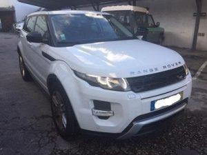 range Rover limited em Leilão