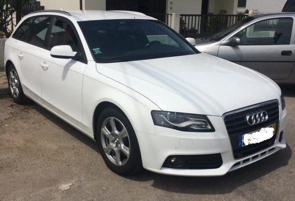 Leilão de Audi A4