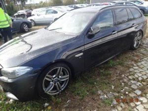 carro usado bmw 535