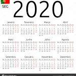 calendário de feriados para 2020
