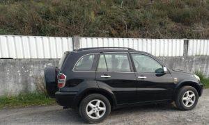 Toyota Rav 4 Penhorado