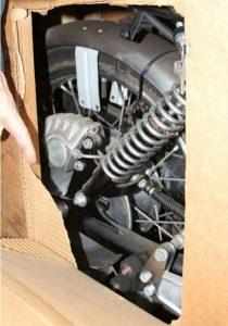 motor  Norton Commando Interstate 850