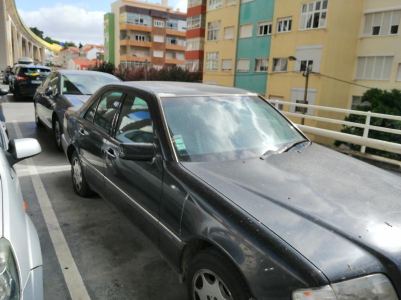 Mercedes Benz c220 Penhorado
