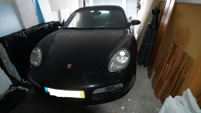 Porsche Boxster em Leilão nas finanças