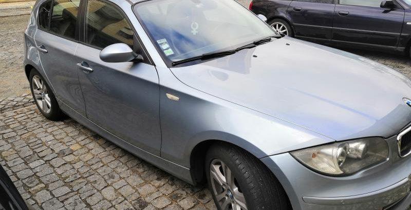 Penhorado BMW série 1