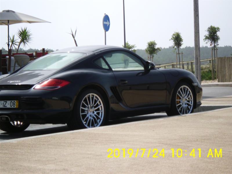 Porsche Cayman de 2010 penhorado