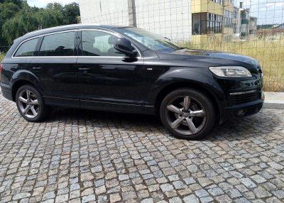 veiculo penhorado Audi Q7
