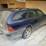 Leilão de Mercedes C220