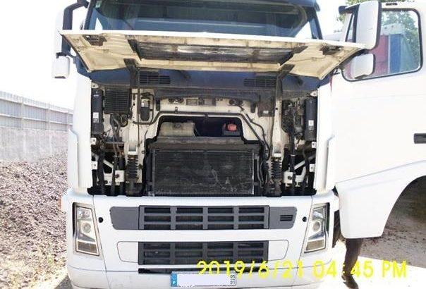 Camião Volvo Penhorado