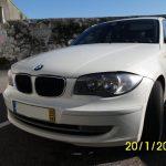 BMW série 1 penhorado