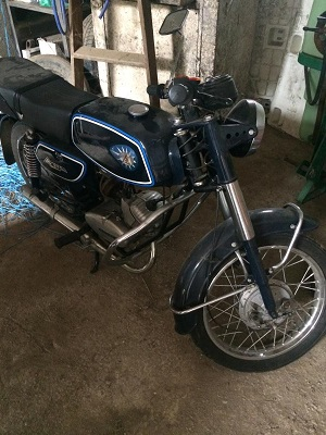 Motorizada Penhorada em Leilão