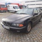 BMW 520 Penhorado