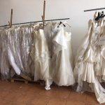 105 vestidos de noiva em leilão